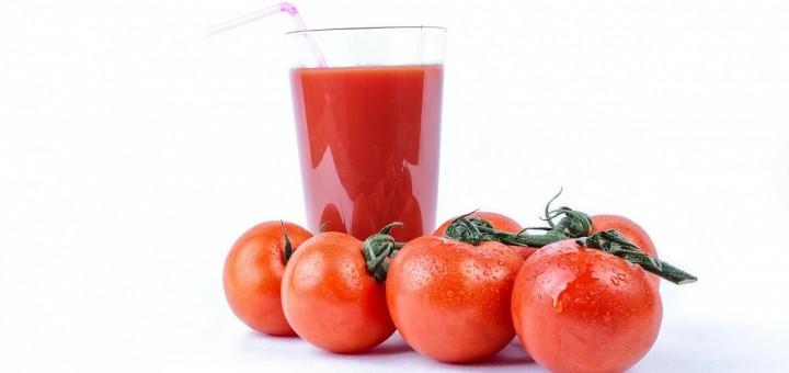 soki warzywne - pomidorowy