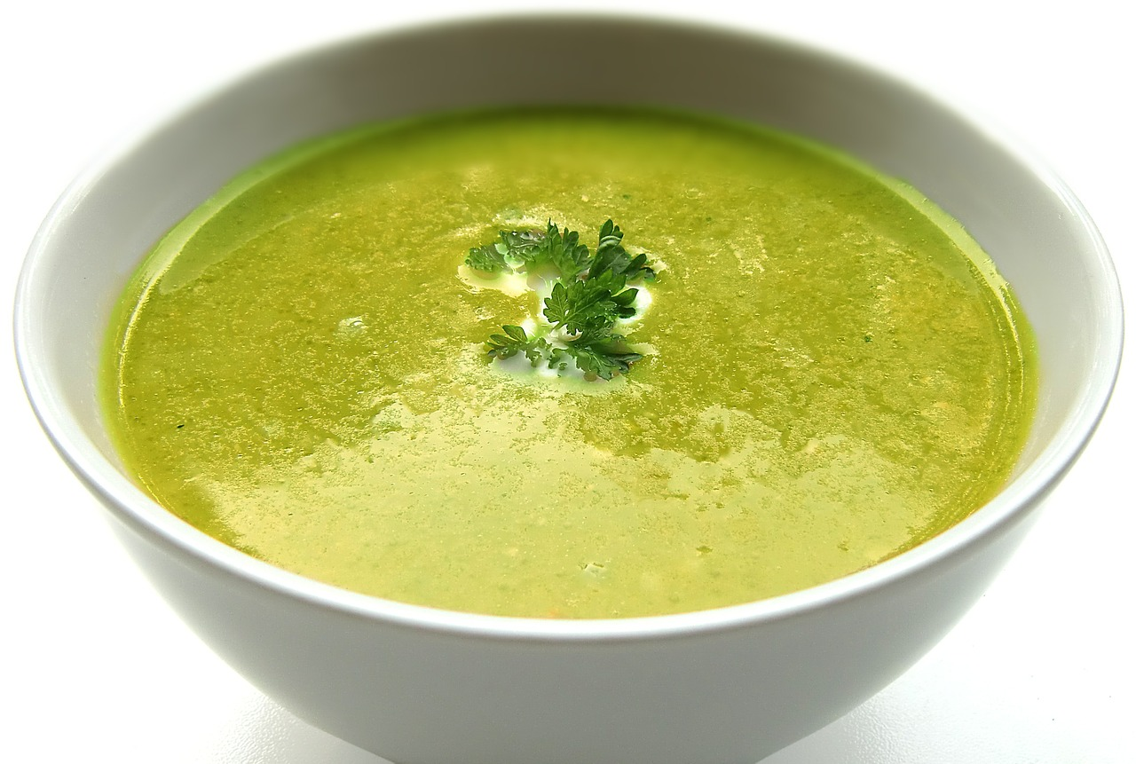zupy warzywne