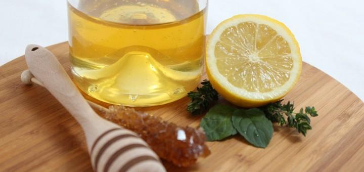 sposoby na wodę z cytryną
