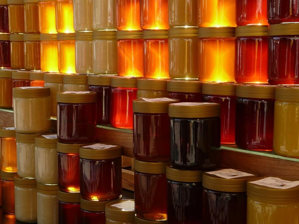 miód i cynamon na stawy