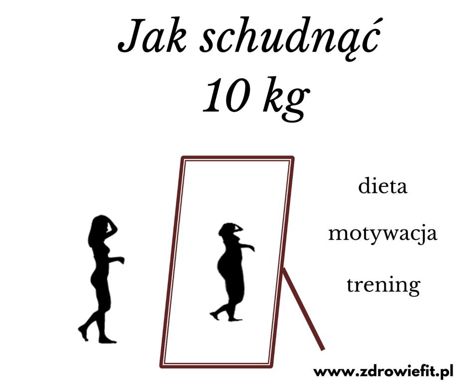 Jak schudnąć10 kg