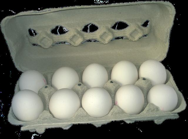 białka jajek domowe sposoby na trądzik