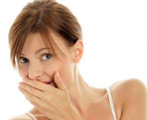 Kwaśny posmak w ustach