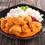 ryż na obiad