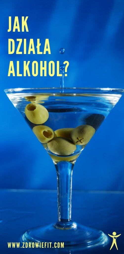 jak działa alkohol pin